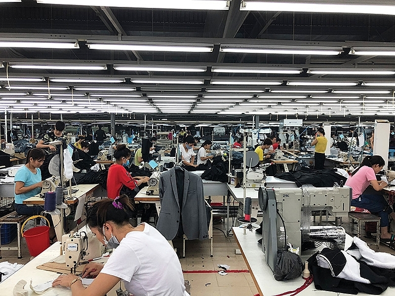 2019 The 19th Vietnam Int'l Textile & Garment Industry Exhibition