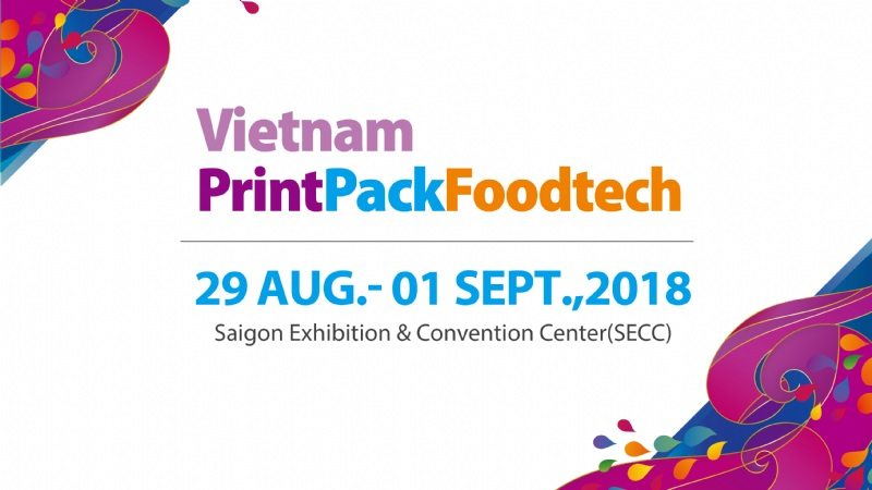 2019 The 19th Vietnam International Printing & Packaging