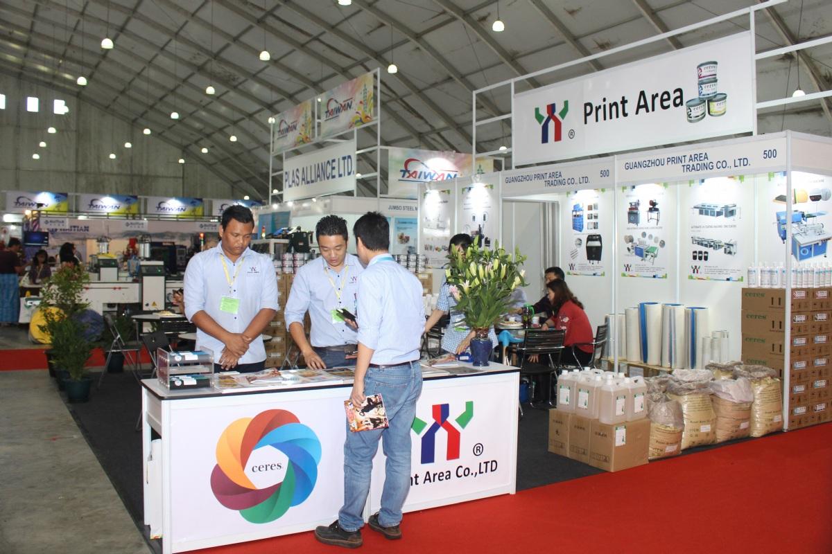2019 Myanmar Int'l Plastics, Rubber, Printing, Packaging