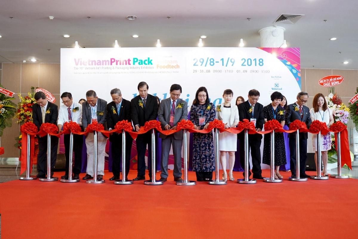 2019 The 19th Vietnam International Printing & Packaging Industry