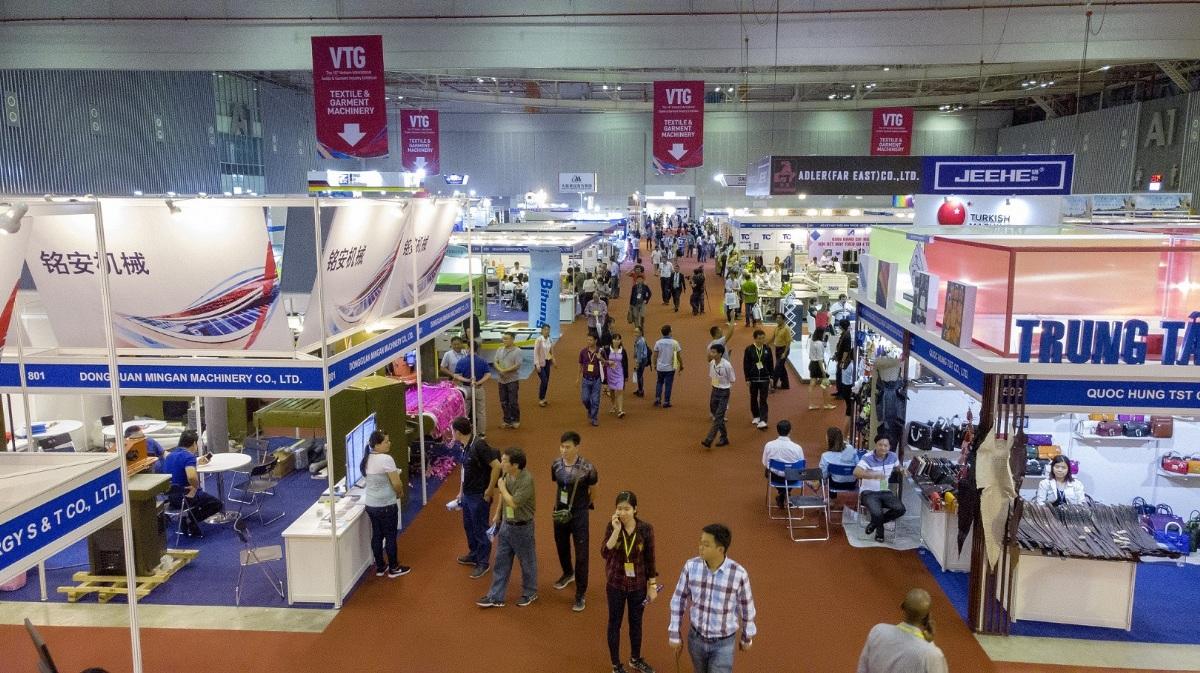 2019 The 19th Vietnam Int'l Textile & Garment Industry Exhibition