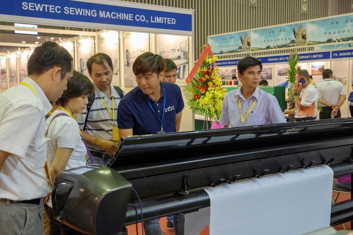 2019 The 19th Vietnam Int'l Textile & Garment Industry
