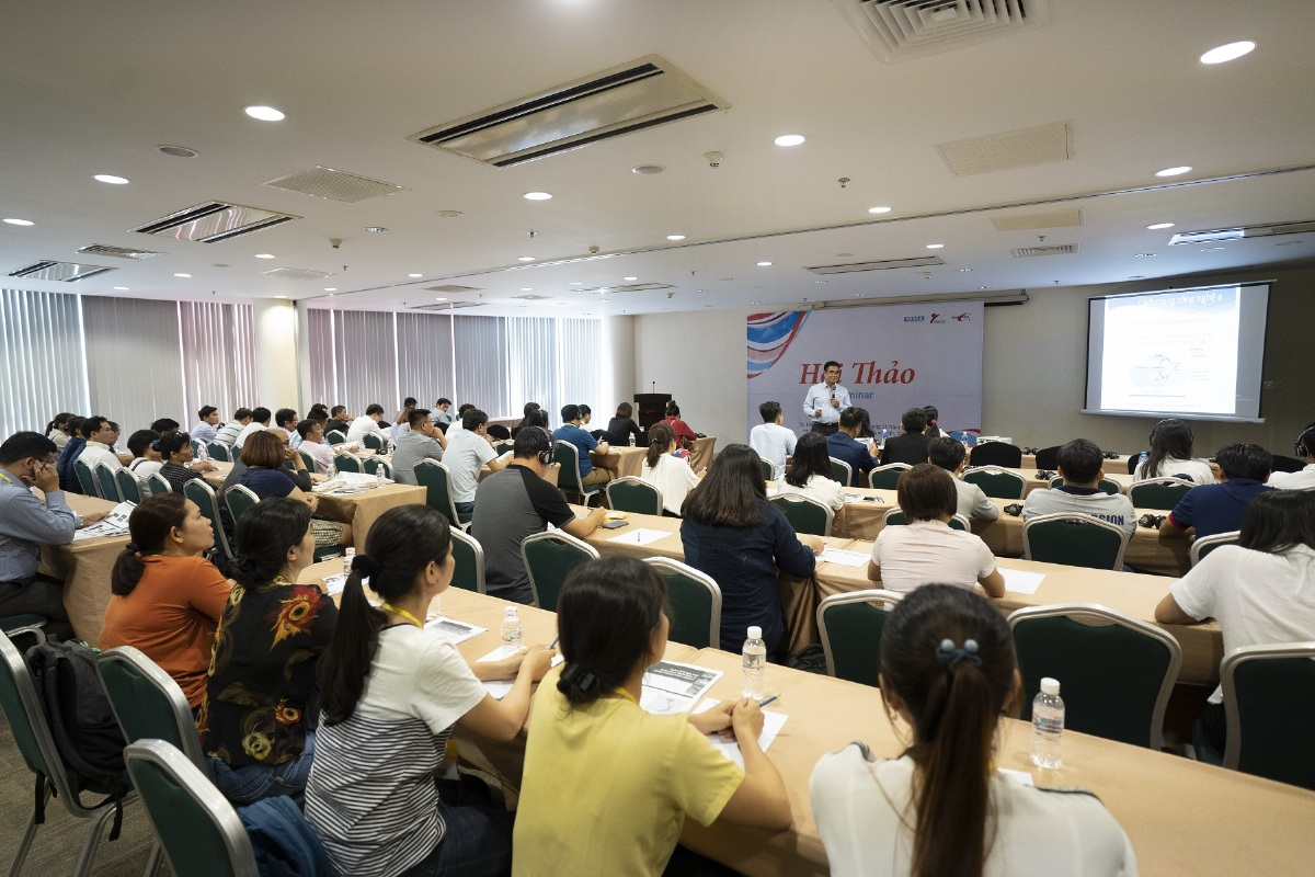 2019 The 19th Vietnam Int'l Textile & Garment Industry