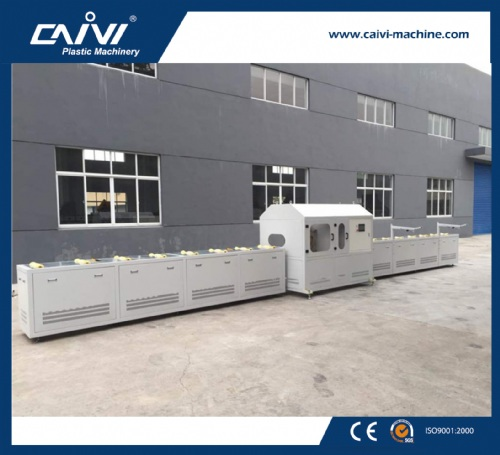 HIGH SPEED PE/PP/PPR PIPE EXTRUSION LINE-ZHANGJIAGANG CITY BENK