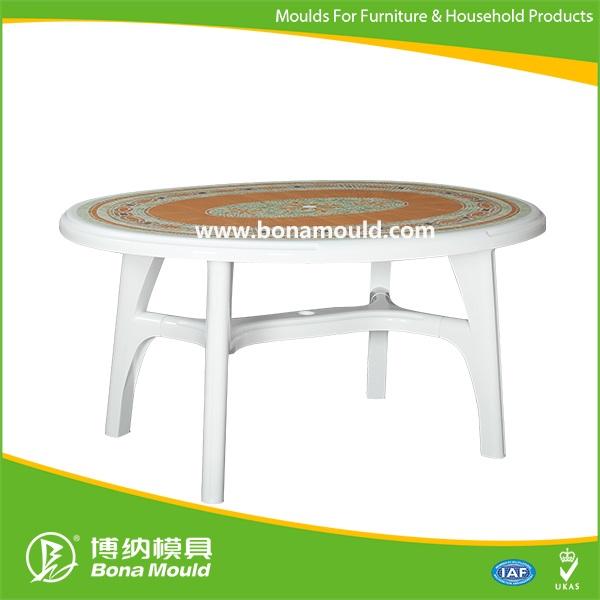 Plastic Table Mould-TAIZHOU BONA MOULD CO ,LTD -2020 The 15th