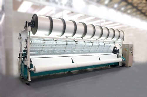 Rachel Warp Knitting Machine-FUJIAN JILONG MACHINE