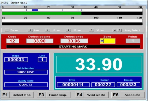 Datatex CAMS - for Shopfloor Data Entry and Automation
