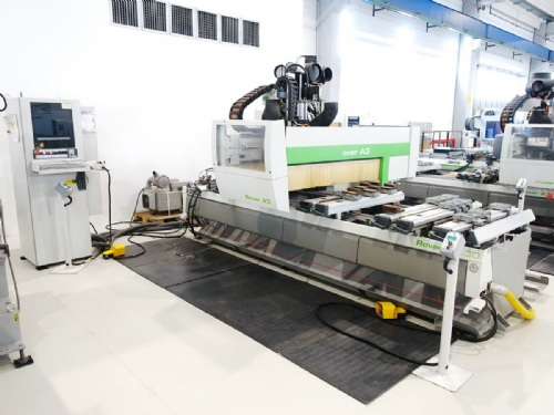 Double-Side Sizing and Edge Banding machine-SOFIT ITALY-2019